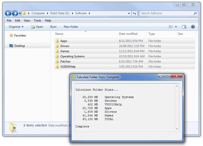 Bitser screenshot